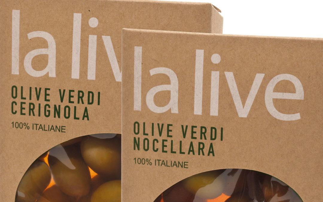 La Live Gourmet line