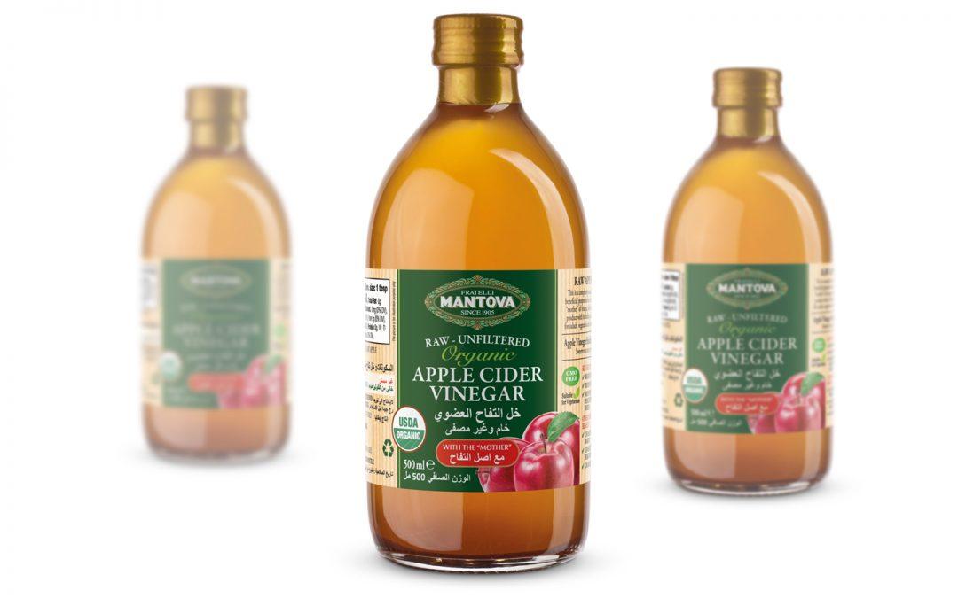 Mantova Bio Apple Cider