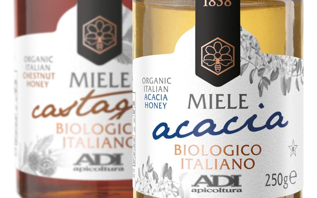 ADI Organic Honey BS