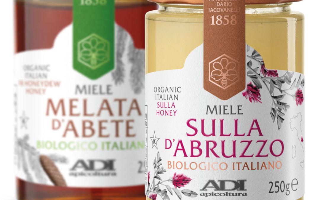 ADI Organic Honey