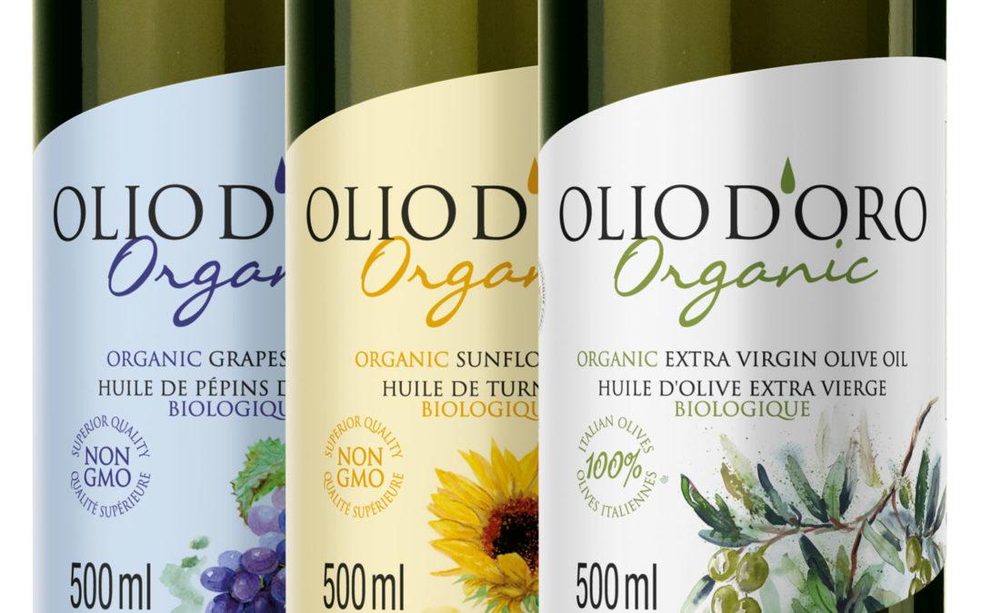 Olio D'Oro Organic