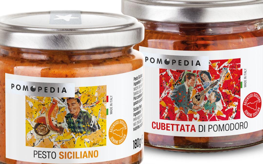 Pomopedia Food Art