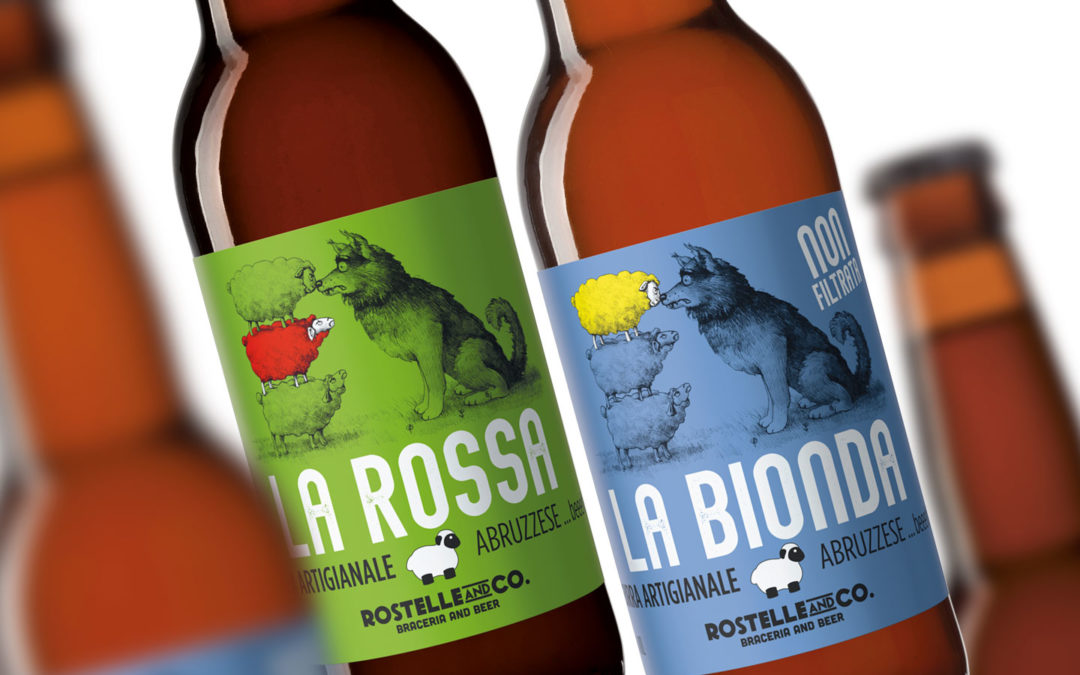 Rostelle and Co. Beer