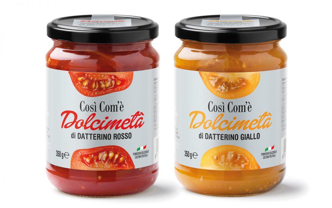 Così Com'è Dolcimetà Tomatoes