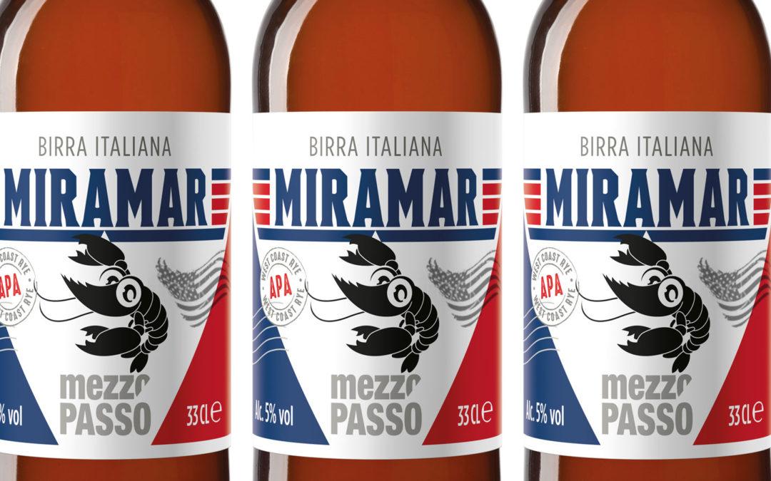 Mezzo Passo Miramar Beer