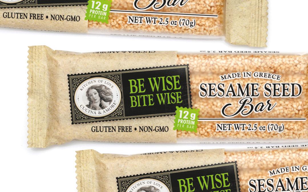 C&A Sesame Seed Bar