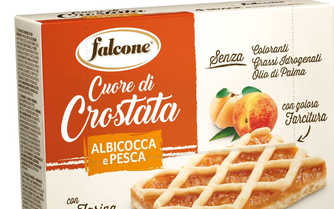 Falcone Crostata Snack