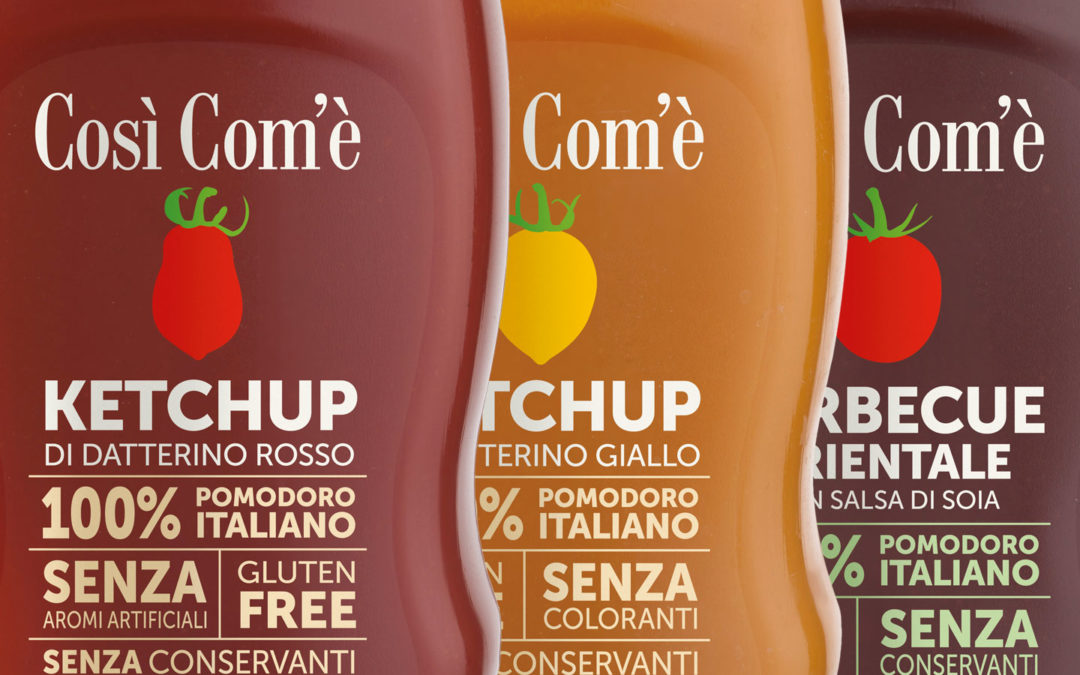 CC Ketchup & BBQ Sauce