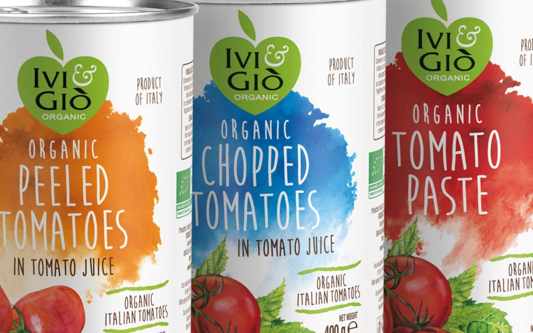 Ivi&Giò Organic brand