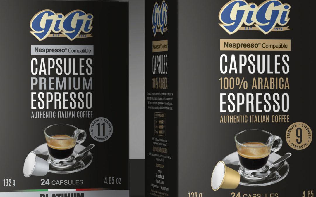 GiGi Compatible Capsules
